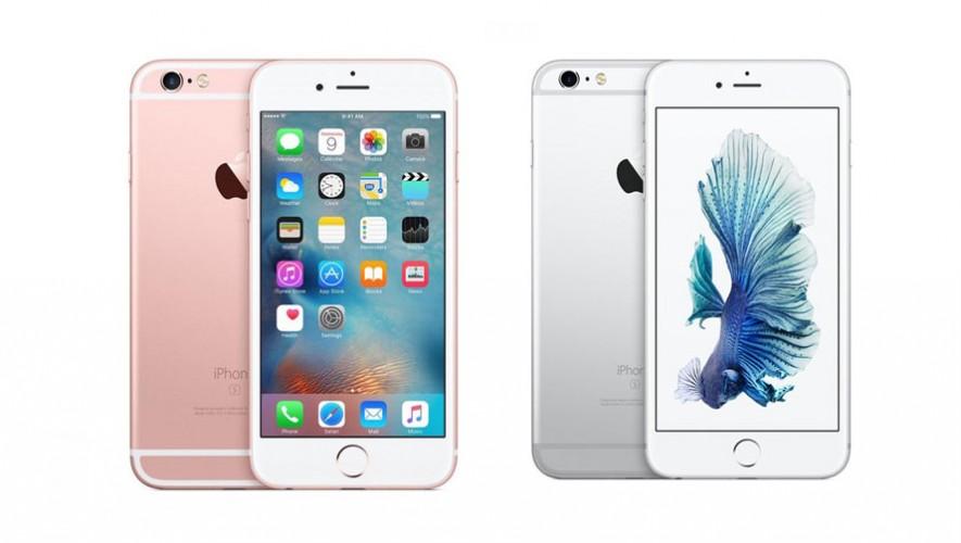 Reserva desde ya tu iPhone 6S y 6S Plus desde Q,7,000. (Foto: iShop Guatemala)
