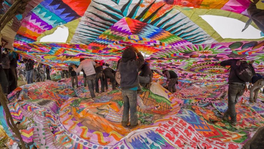 Festival de Barriletes Gigantes | Noviembre 2014