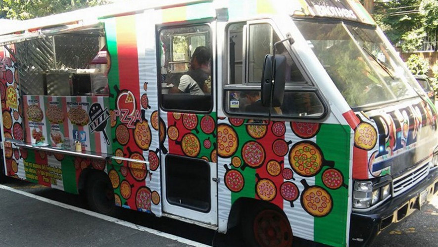 (Foto: Facebook/Brothers Pizza Food Truck)
