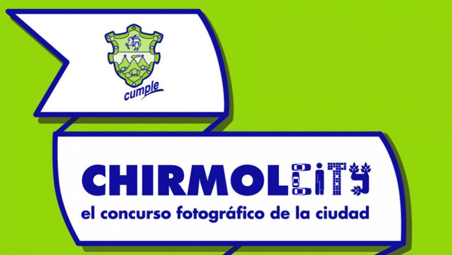 Invitación a premiación concurso Chirmol-City