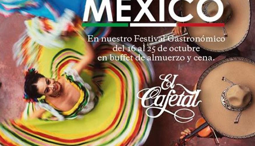 """Festival Gastronómico """"Lo Mejor de México"""", octubre de 2015"""