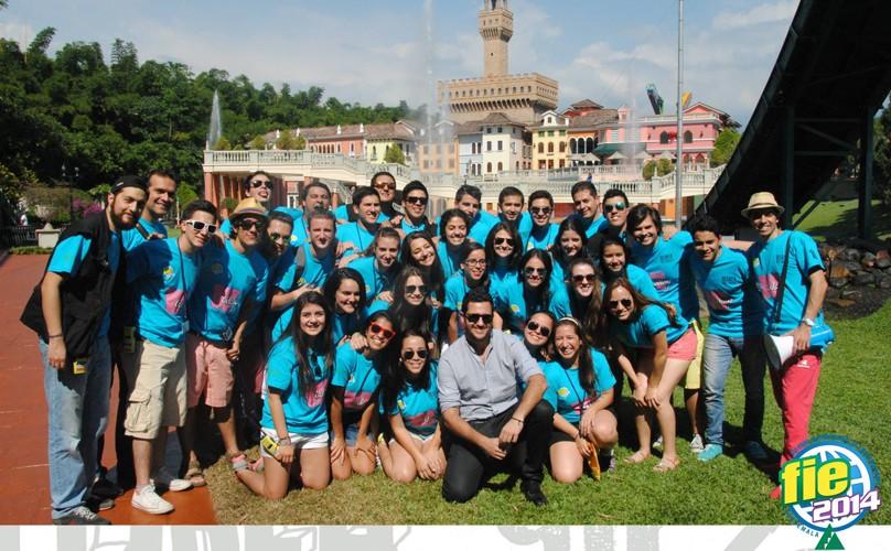 Staff FIE Guatemala 2014