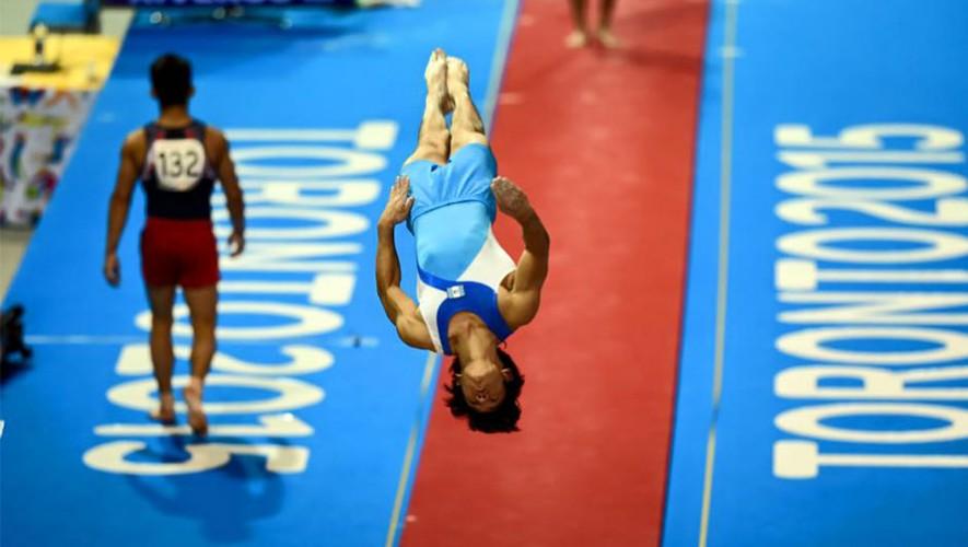 Jorge Vega gimnasta