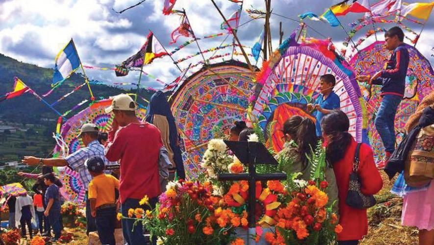 La tradición es celebrada desde hace 116 años en Guatemala. (Foto: Facebook Perhaps you need a little Guatemala)