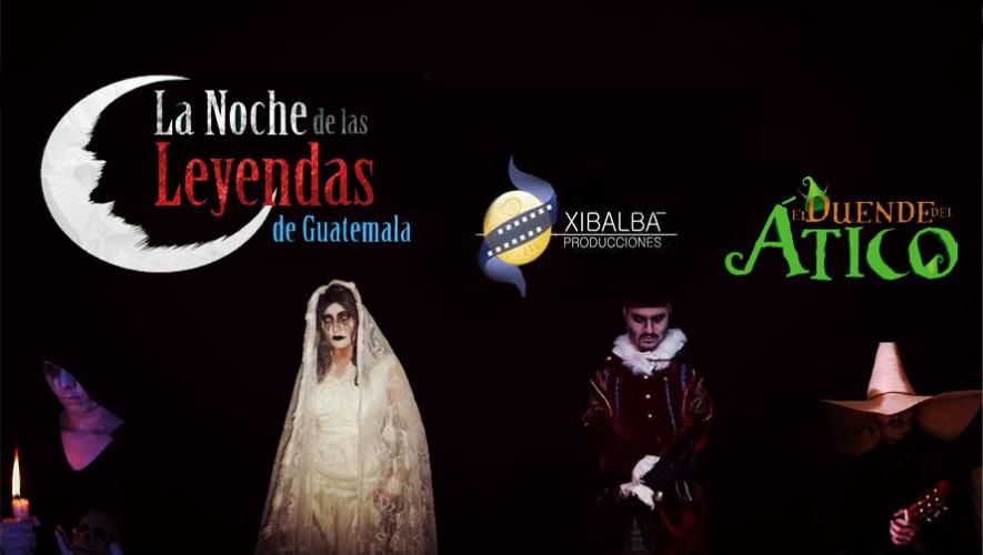 La Noche de las Leyendas | Octubre 2015