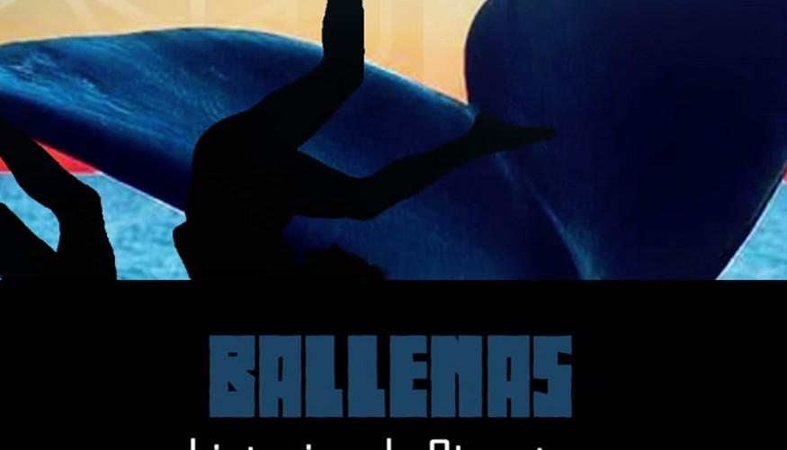 Danza en 3D: Ballenas, historias de gigantes, octubre de 2015