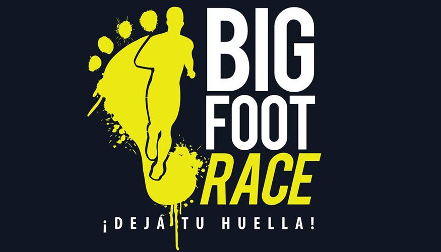 Logo oficial de Big Foot Race.  (Foto: Facebook Big Foot Race)