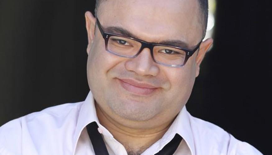 Actor guatemalteco Erick Chavarria