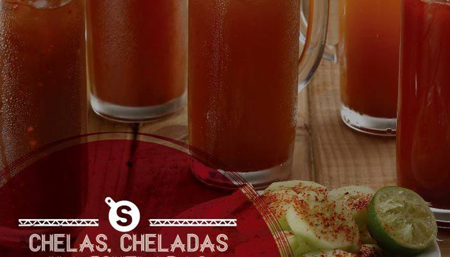 Jueves de chelas, cheladas y micheladas a Q10 en Skillets