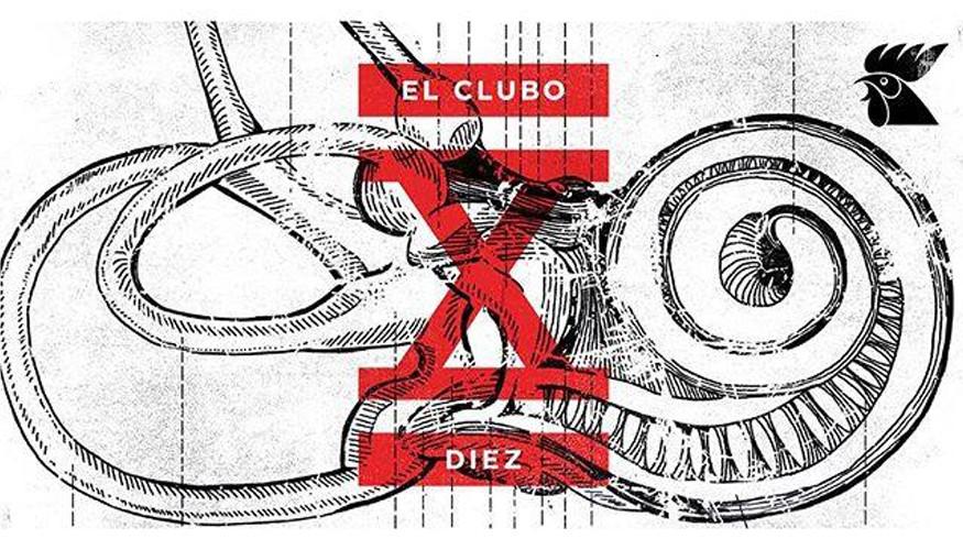 El Clubo presenta Diez