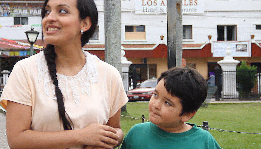 Película guatemalteca El señor de Esquipulas
