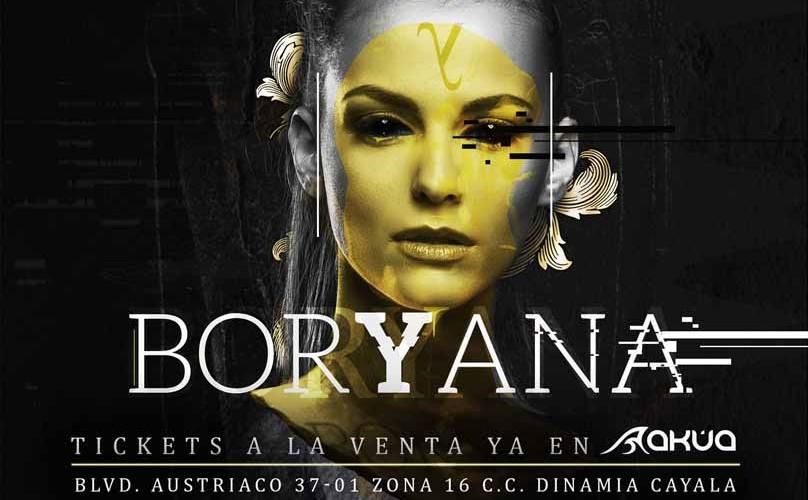 Fiesta Halloween w/ Boryana en Akúa  Octubre 2015
