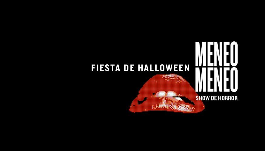 Meneo meneo: Show de horror | Octubre 2015