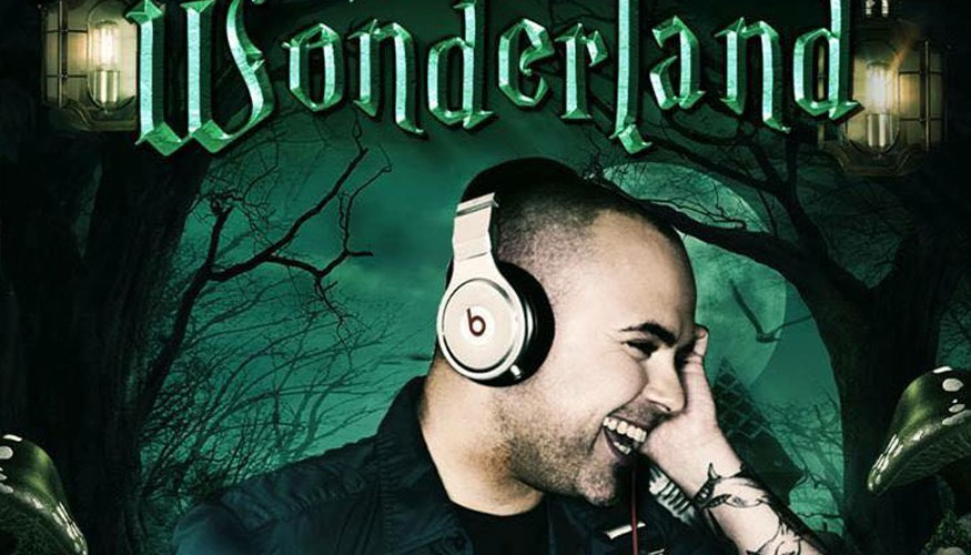 Fiesta Trapped in Wonderland ft. Juan Magan|Octubre 2015