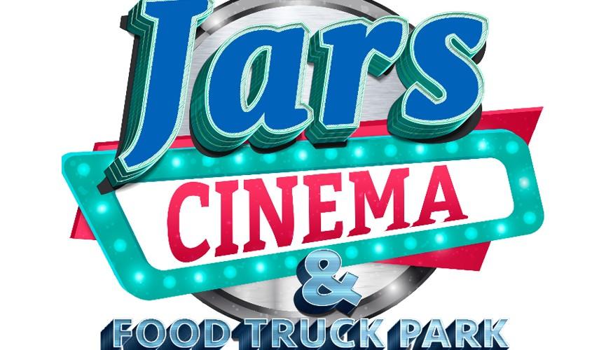 Función de Jurassic Park en Jars Cinema & Food Truck