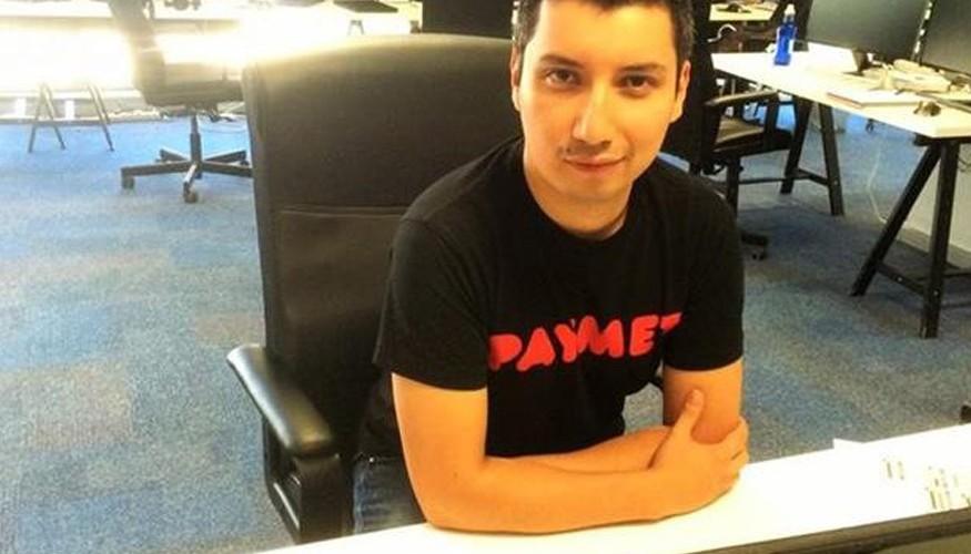 Christian Pinzón desarrolla app.