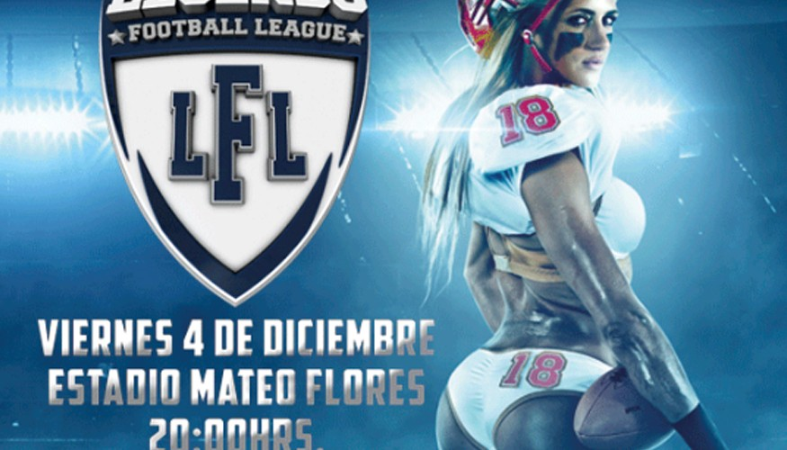 Legends Football League en Guatemala, diciembre de 2015