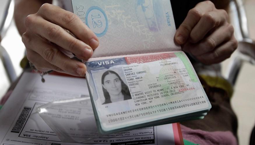 Lotería de visas 2015
