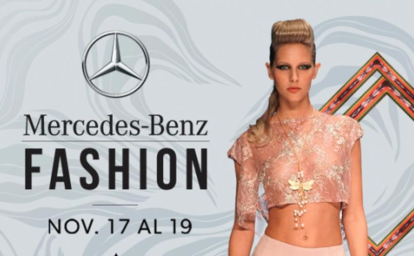 Mercedes-Benz Fashion GT   Noviembre 2015