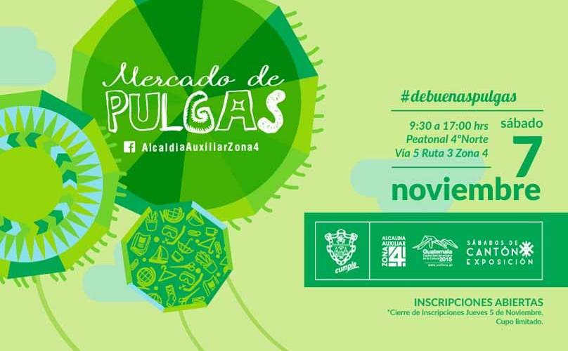 Mercado de Pulgas | Noviembre 2015