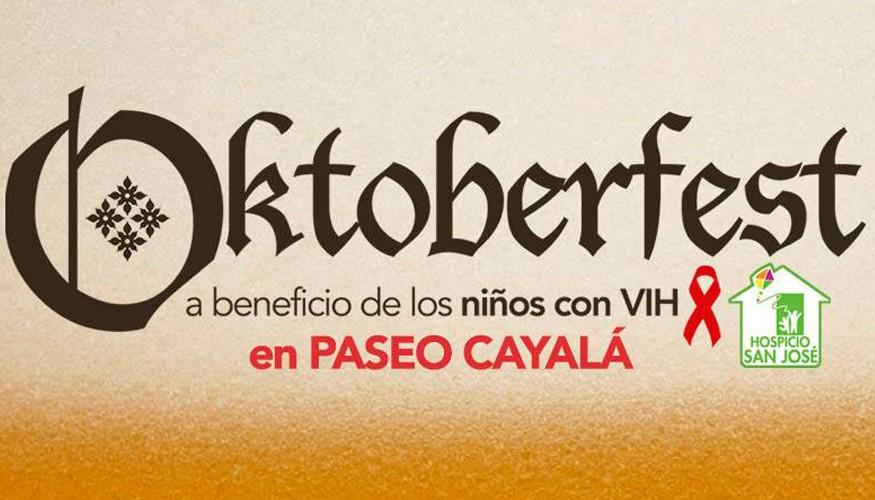 Oktoberfest en Paseo Cayalá, octubre de 2015