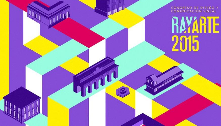 Rayarte 2015: Congreso de diseño y comunicación visual