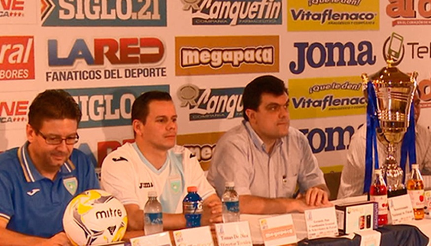 Primera edición de la Copa Guatemala de Futsal