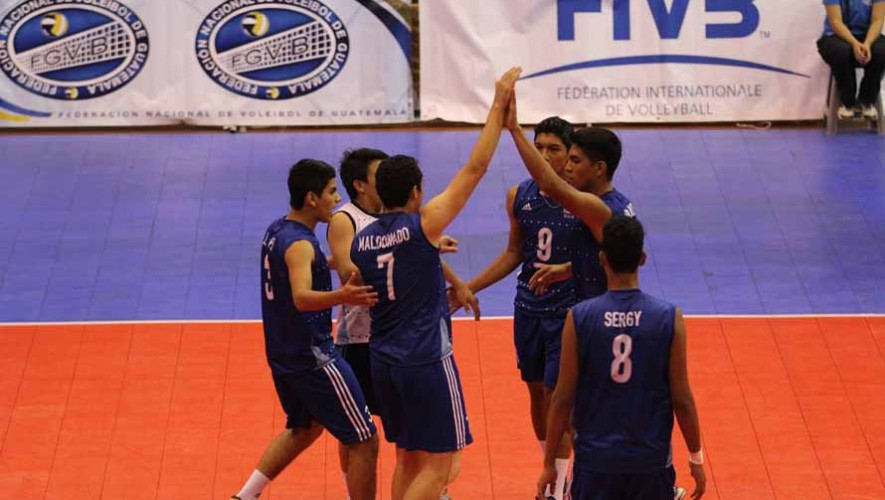 Selección guatemalteca de voleibol
