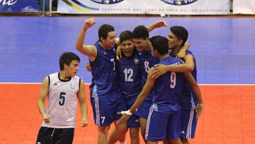 Selección sub-19 de voleibol
