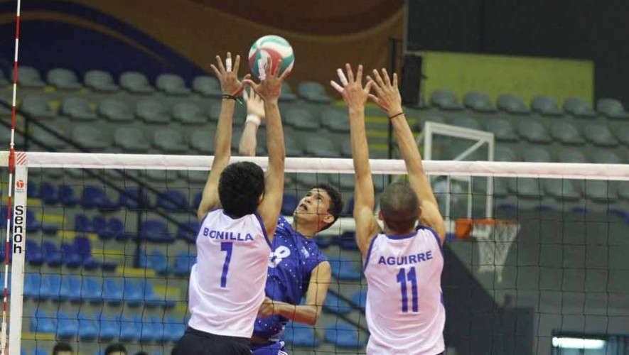 Seleccion guatemalteca de voleibol