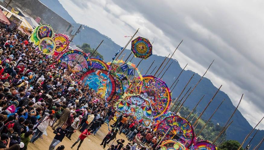 Tour Festival de Sumpango, noviembre de 2015
