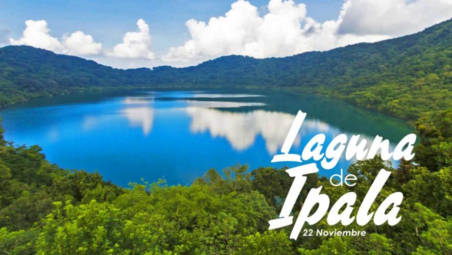 Tour a Laguna de Ipala, organizado por El Fotobus | Noviembre 2015