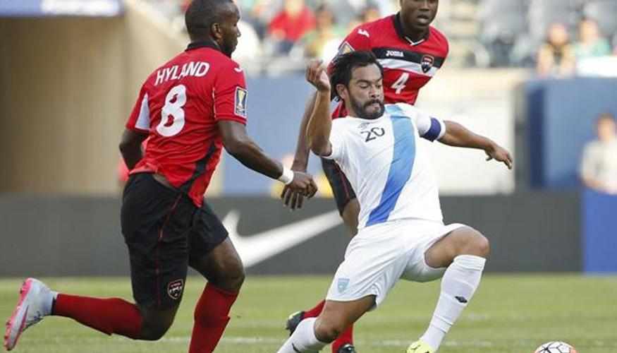 Partido Guatemala vs. Trinidad y Tobago, eliminatoria Rusia 2018 Noviembre 2015