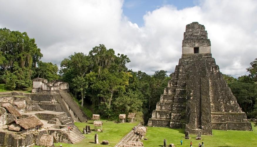 Viaje a Ixpanpajul, Isla de Flores y Tikal   Octubre 2015