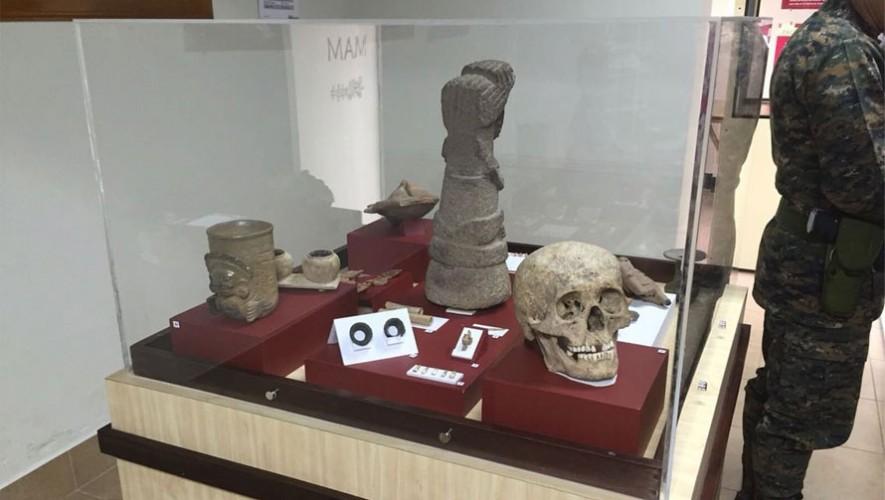 El Museo de Zaculeu estuvo en remodelación por un año. (Foto: Ministerio de Cultura y Deportes)