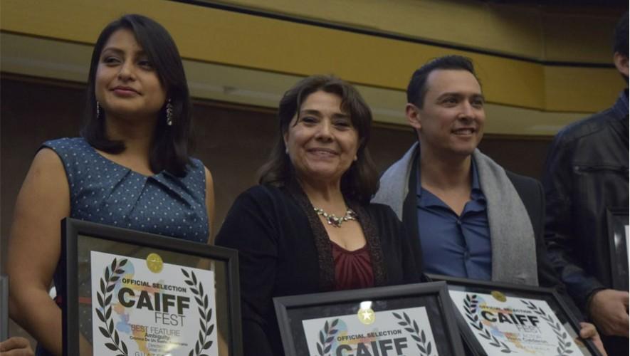 El film guatemalteco Ambiguity, Crónica de un Sueño Americano recibió un galardón en Los Ángeles. (Foto: Facebook Grisel Wilson)