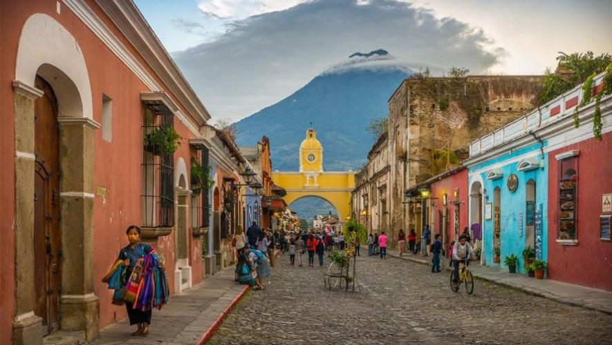 Antigua Guatemala, un destino recomendado por la revista National Geographic Traveler Latinoamérica. (Foto: Facebook Perhaps you need a little Guatemala)