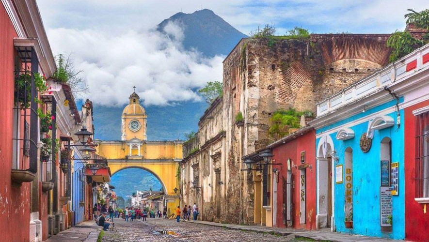 Antigua Guatemala fue un destino recomendado por el New York Times. (Foto: Perhaps you need a little Guatemala / Clint Burkinshaw)