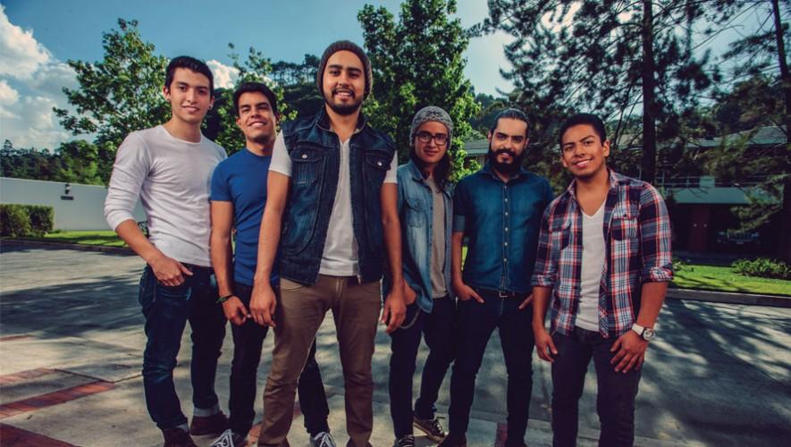Blister es un grupo de música latina, perfectos para cualquier fiesta. (Foto: Facebook Blister Guatemala)