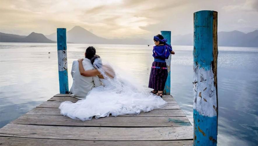 Atitlán, uno de los mejores destinos para pedir matrimonio. (Foto: Facebook Perhaps you need a little Guatemala/David Juárez)