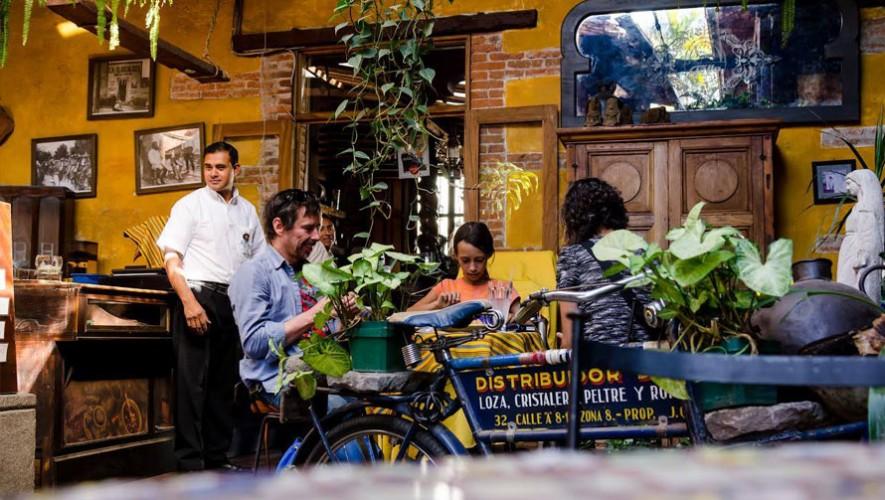 (Foto: El Viejo Café/Mister Menú)
