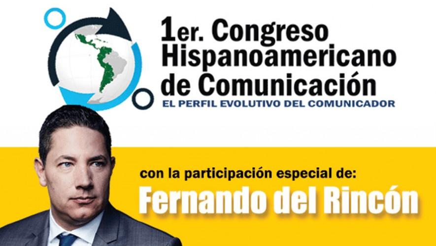 1er. Congreso Hispanoamericano de Comunicación | Noviembre 2015