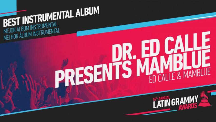 Guatemaltecos estuvieron a cargo de la producción del disco ganador del Grammy Latino. (Foto: Facebook Latin GRAMMYs)
