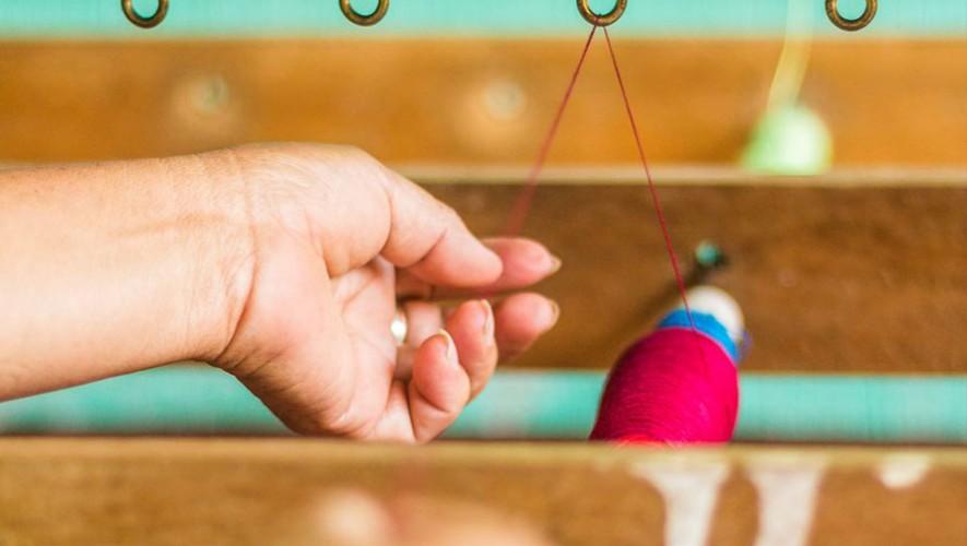 El Festival Guate a Mano busca concientizar acerca del valor de las artesanías. (Foto: Facebook Guate a Mano)