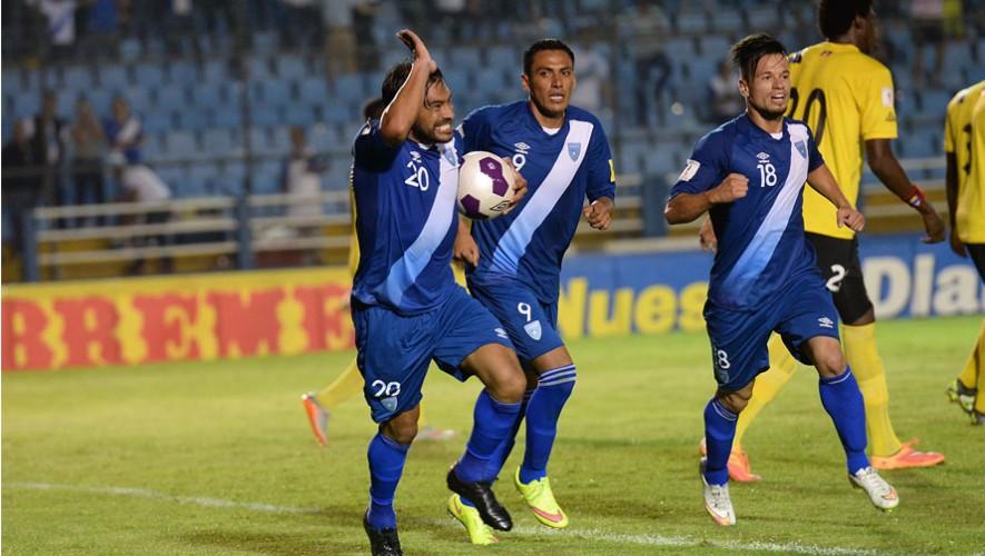Guatemala se enfrenta a San Vicente y las Granadinas en la eliminatoria para  el Mundial Rusia 2018. (Foto: Facebook Selección Nacional de Guatemala)