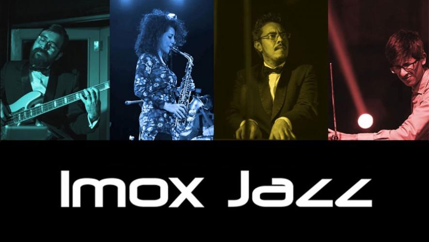 La agrupación guatemalteca de jazz llevará su talento a la Ciudad de México. (Foto: Facebook Imox Jazz)
