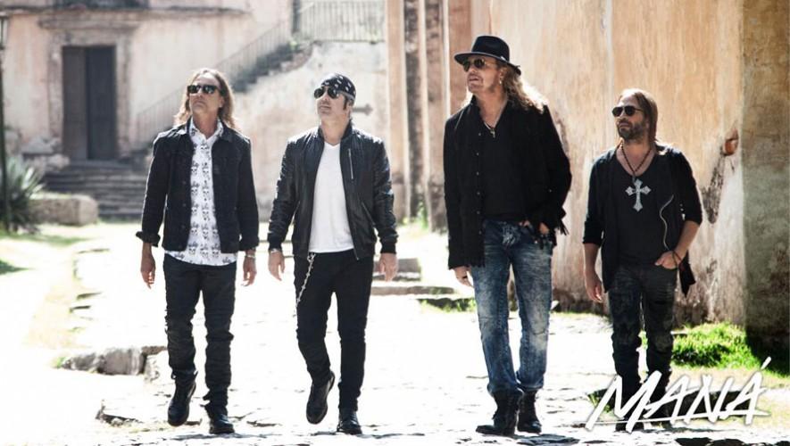 Maná se presentará en concierto en Guatemala el 25 de noviembre. (Foto: Facebook Maná)