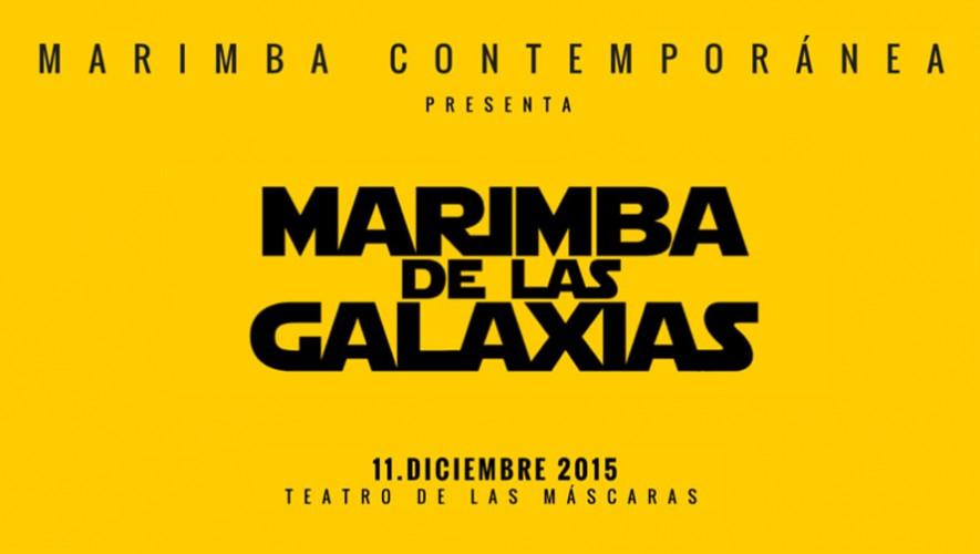 Marimba de las Galaxias por Marimba Contemporánea de Guatemala | Diciembre 2015