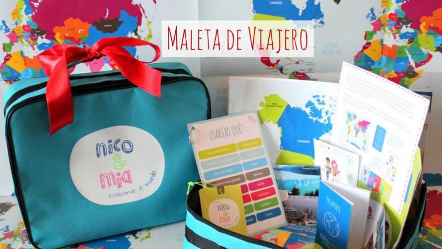 El juego Nio y Mia ayuda a los niños a desarrollar diversas habilidades. (Foto: Facebook Nico y Mia)