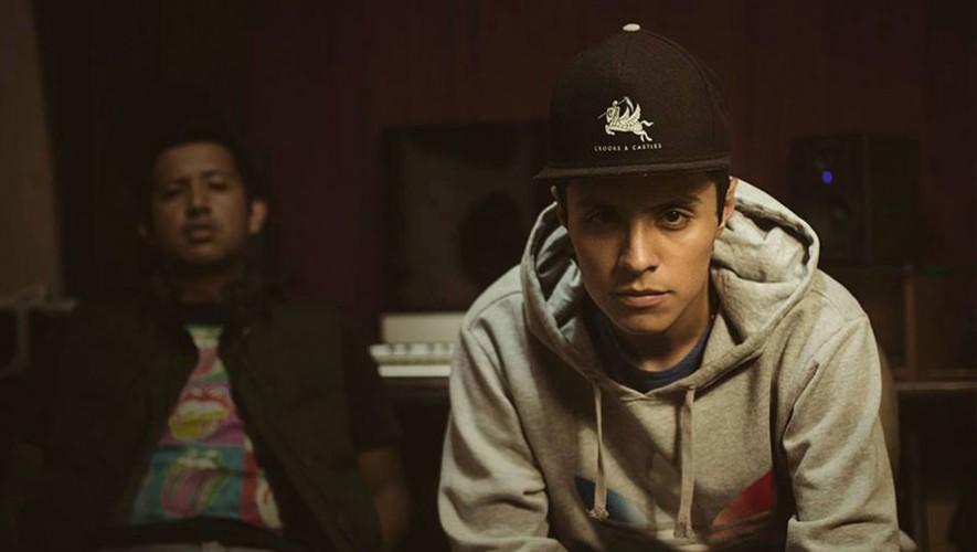 N.D.R. está comenzando su carrera en la industria musical en Guatemala. (Foto: Facebook NDR / Djinn)